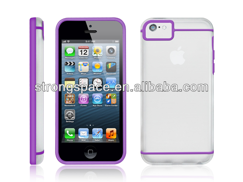 sublimation ultra tpu pc cases covers for iphone5c