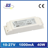 40W / 450-1100mA DC-DC Constant Current LED Driver