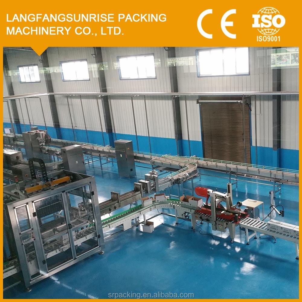 Packing Machine Pure Water Production Line