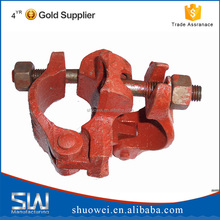 Hebei EN74 scaffolding clamps joint clamp pipe