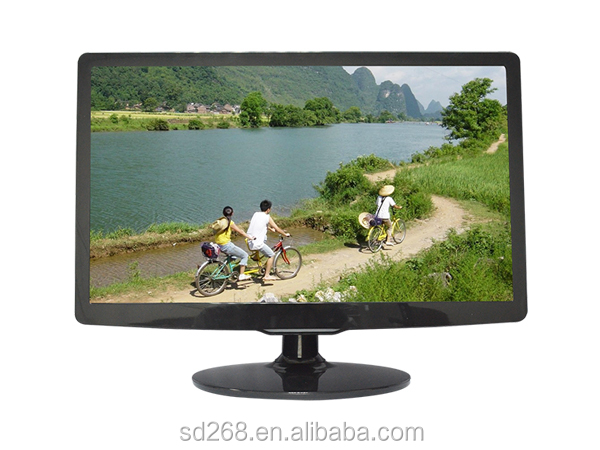 23.6 23 24 inch LED TV//12 Volt DC/lcd pc monitor
