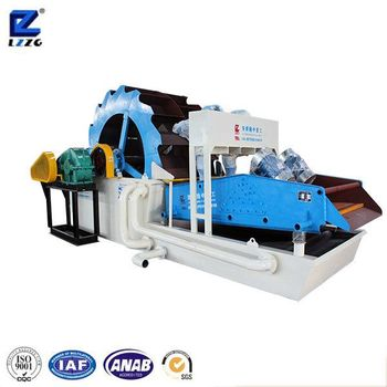 LZZG patent product fine in quality pebble washing machine for sell