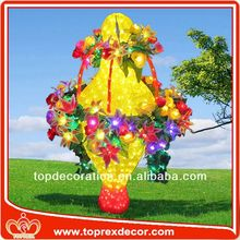 USA hanging decorative flower ball