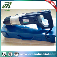 Light weight Portable power hand Electric automatic drilling machine for helix ground anchor