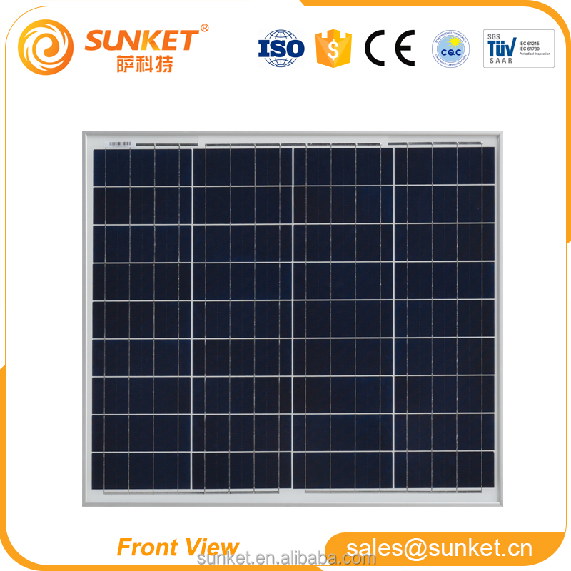 top selling 55w 50w solar panel price india solar panel 600w solar panel 60v