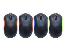Ergonomic Design 2.4G USB 3D Optical Wired Computer Mouse Shenzhen Factory