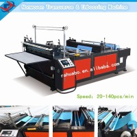 Computer Control Nonwoven Fabric Sheet Cutting Machine for nonwoven bag making