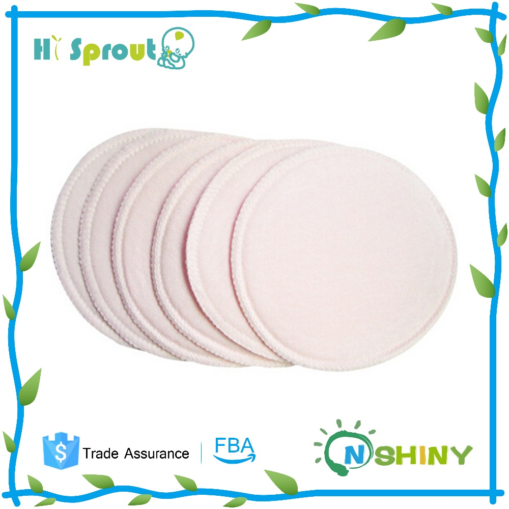 Bamboo Nursing Breast Pad Washable Bamboo Cloth Breast Pads