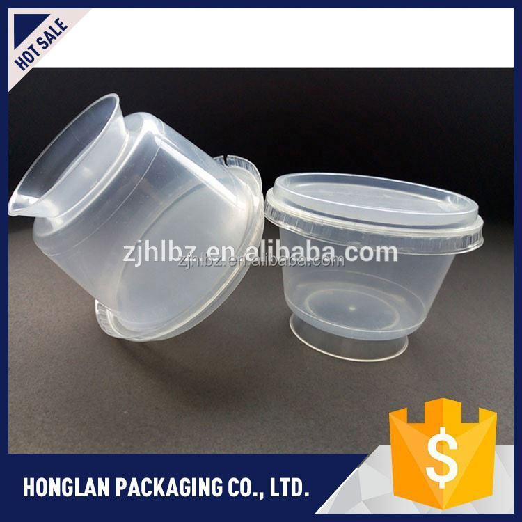 Latest arrival recycled plastic cup clear for sale