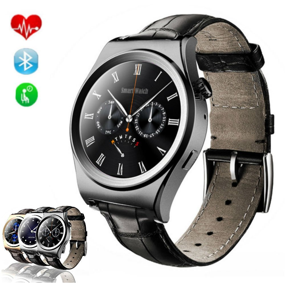 Business Smart Watches <strong>X10</strong> Full Circle Display 1.30 Inch TFT Screen Support SIM Card