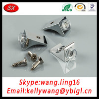 China Suppler Thickening Layer Board Supporting Glass Partition Glass Bracket Layer Board Nail Angle Yards