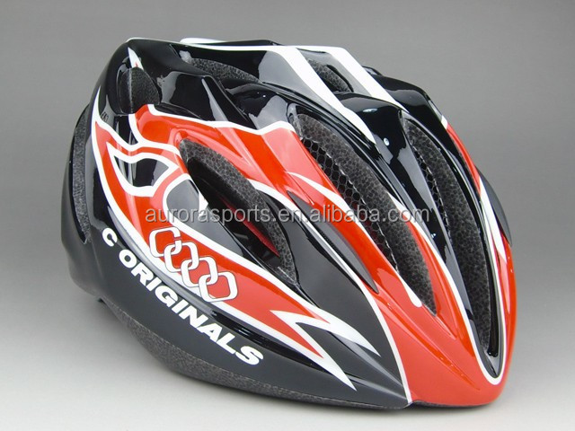 Light Bicycle Helmet /Cycling Helmet Special Design For Men In Mountain And Road Bicycle