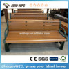 Popular style garden bench/wpc bench from China manufacturer