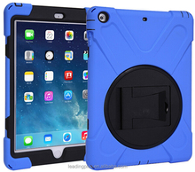 Newest! Instock 2 in1 Pirate King Shockproof Stand case for ipad mini 2/3/4