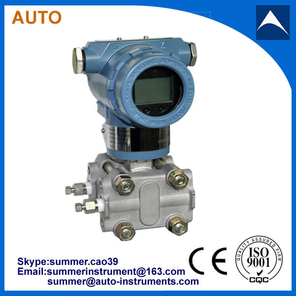 Smart Differential Pressure Transmitter For Water Treatment Plants Made In China