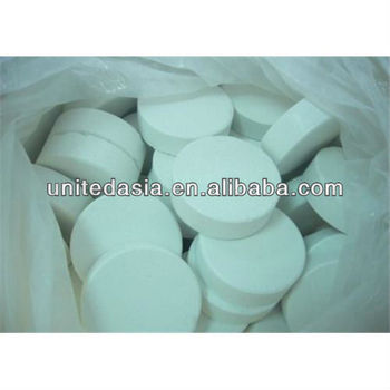 Trichloroisocyanuric acid (TCCA) 90% powder, granular and tablet