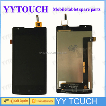 Original spare parts For Lenovo A1000 Touch Screen display mobile phone accessories