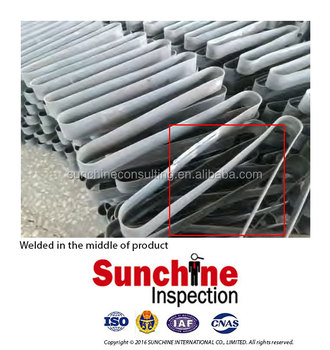 Electric Furnace Heating Wire Quality Inspection in China / During Production Inspection