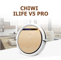 CHUWI ILIFE V5s Intelligent Robotic Vacuum Cleaner Robotic margic Floor washing Cleaner mop cleaner