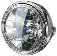Motorcycle Halogen LED Headlight Front Head Lamp
