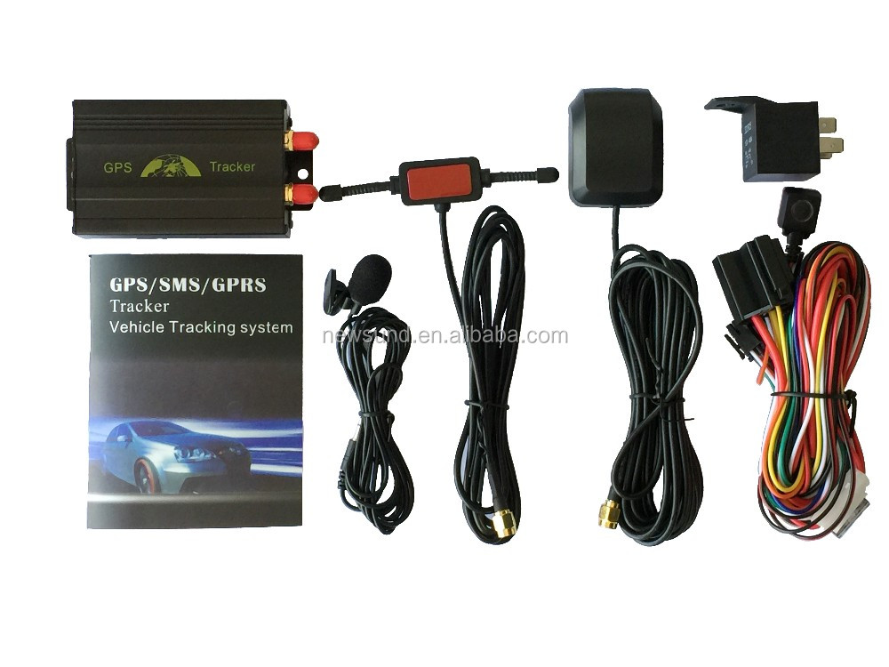 gps locator Car/ Motorcycle/ Bicycle Cheap gps tracking system