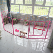 folding heavy duty pet fence dog crates and exercise pen for dog