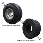Golf cart tire/tyre 18x8.50-8 4/6PR atv tires