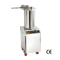 BPKA.SF260 BUTCHERS PRIDE stainless steel 400kg/hr Hydraulic Sausage Fillers