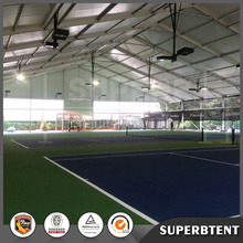 Best selling items warehouse gym tennis court cover,sports hall tent