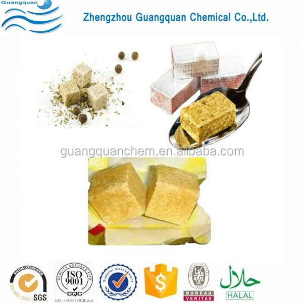 Guangquan provide jumbo bouillon cube