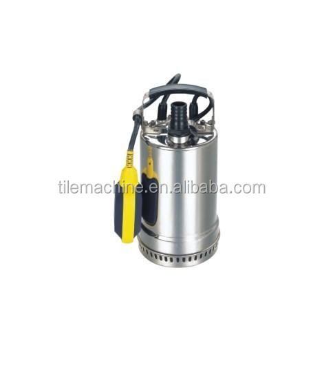 Sewage Pump Stainless Steel Centrifugal Submersible Pump