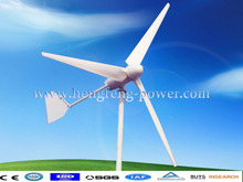 New design CE approved 2kw wind turbin price
