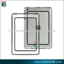 Transparent TPU Bumper Case for ipad mini