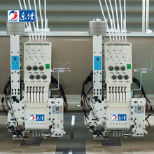 Lejia 24 Heads Beads cording device high speed Embroidery Machine