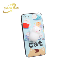 2018 promotional phone shell soft rubber mobile phone case