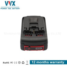 18V 3000mah Li-ion Rechargeable Power Tool Battery for BOSCH 2 607 336 091, 2 607 336 092, 2 607 336 170, 17618, BAT609, BAT618
