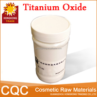 A large number of hight quility wholesale Cosmetics raw materials Titanium dioxide