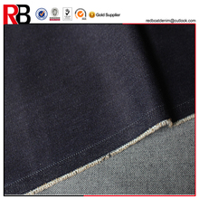 100 cotton blue upholstery jeans weight denim fabric for sale
