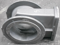 OEM custom grey iron sand casting parts
