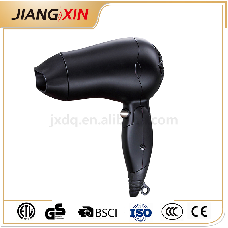 In stock 230V foldable handle travel hair dryer 1200W professional hair dryer