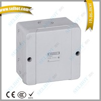 high quality ABS and PC JK Series junction box ip65 distribution panel mcb box