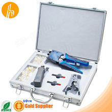 Network Engineer Tool Kit of RJ45 crimper