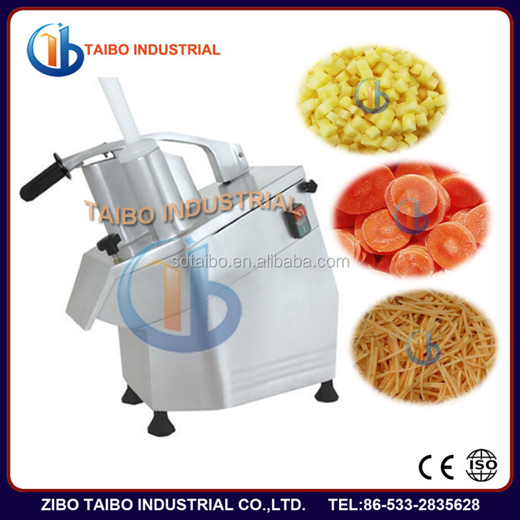 Stainless steel HL300 electric and easy operating vegetable Cutter machine factory price
