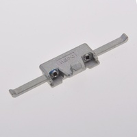 Tilt locking plate &hardware for tilt and turn system