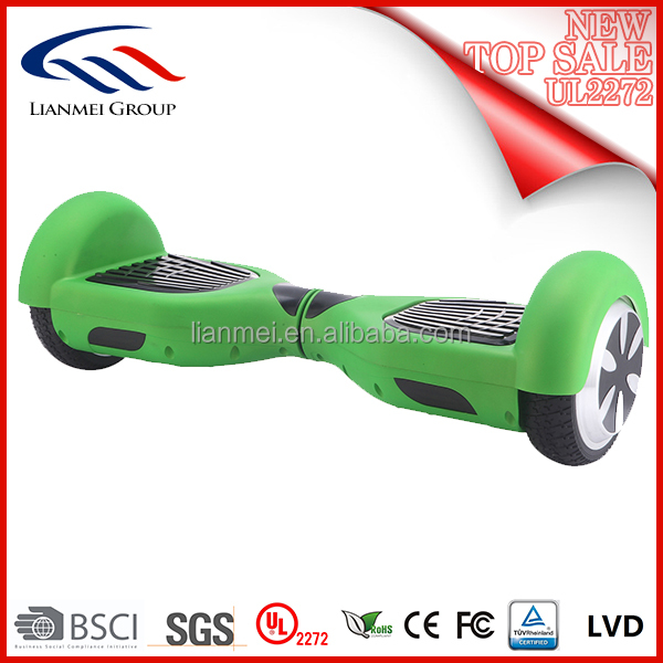 Good quality self-balancing electric scooter, two wheel smart balance electric scooter with bluetooth