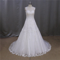 lace ball gown off the shoulder oem quality ivory lace wedding dress