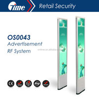 EAS Antenna Security Gate RF Anti Theft System Beautiful supermarket Alarm System Retail ONTIME OS0043