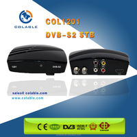 dvb-s2 mpeg4 hd receiver, MPEG-2/H.264/MPEG-4 Decoding and Compatible with DVB-S2