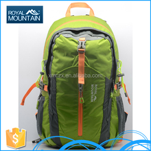 2017 Multi-functional OEM custom climbing mountain camping OEM 8387 2015 brown climbing bag with great price