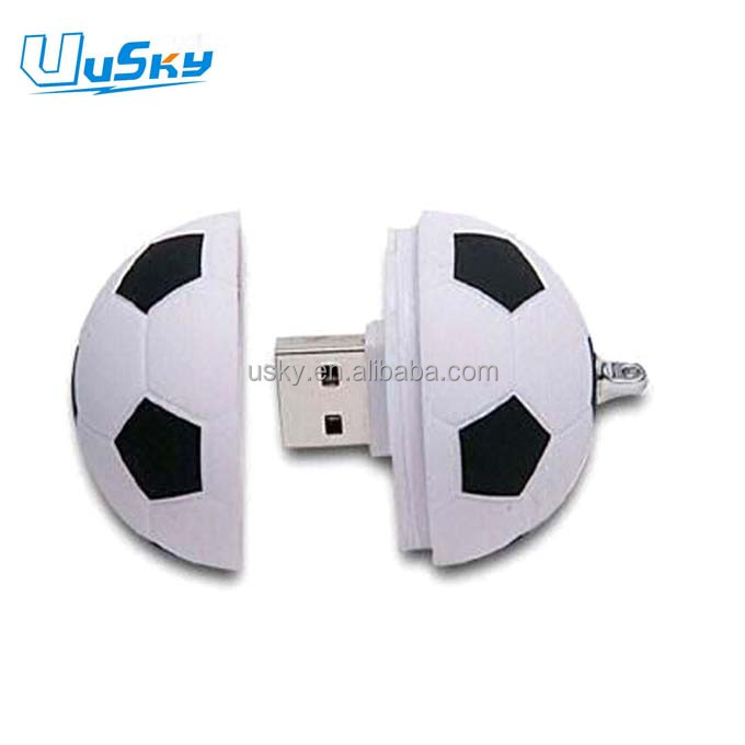 round ball usb flash drive housing,new design with customized logo and shape